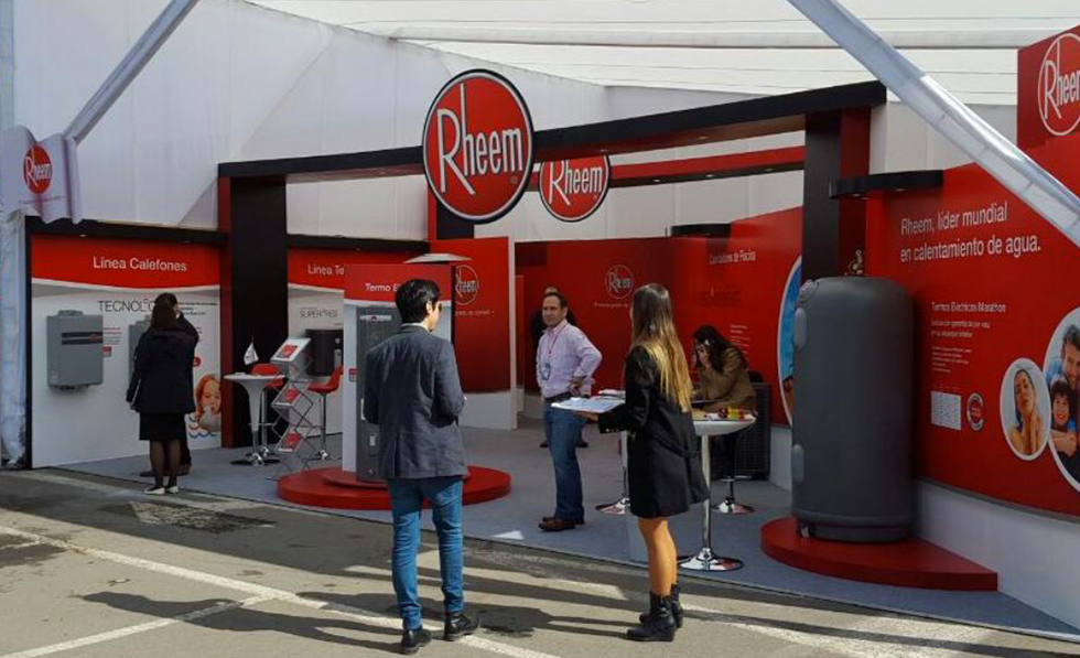 rheem chile expomin